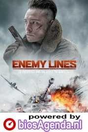 Enemy Lines poster, copyright in handen van productiestudio en/of distributeur
