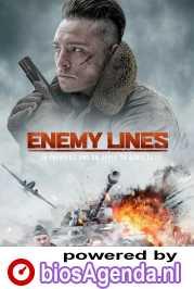 Enemy Lines poster, copyright in handen van productiestudio en/of distributeur
