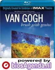 Van Gogh poster, copyright in handen van productiestudio en/of distributeur