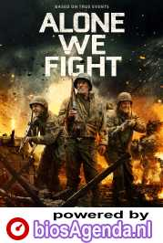 Alone We Fight poster, copyright in handen van productiestudio en/of distributeur