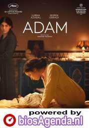 Adam poster, copyright in handen van productiestudio en/of distributeur