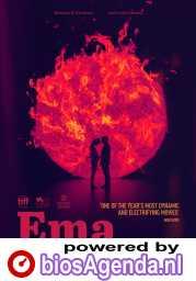 Ema poster, © 2019 Cinéart