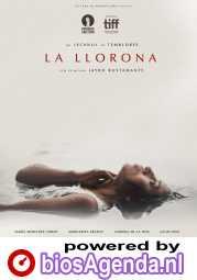 La Llorona poster, © 2019 Cinéart