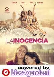La inocencia poster, copyright in handen van productiestudio en/of distributeur