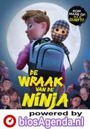 De Wraak van de Ninja (NL) poster, © 2018 Just Film Distribution