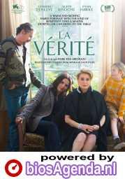 La Vérité (The Truth) poster, © 2019 September