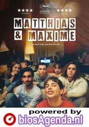 Matthias et Maxime poster, © 2019 September