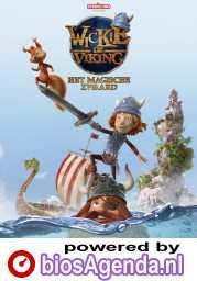 Vic the Viking and the Magic Sword poster, © 2019 Splendid Film