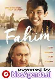 Fahim poster, © 2019 Paradiso