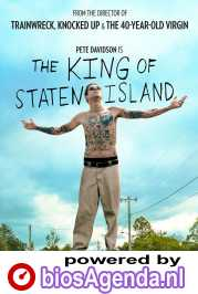 The King of Staten Island poster, © 2020 Universal Pictures International