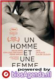 Un Homme Et Une Femme poster, © 1966 Eye Film Instituut