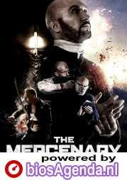 The Mercenary poster, copyright in handen van productiestudio en/of distributeur