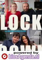 Lockdown poster, copyright in handen van productiestudio en/of distributeur