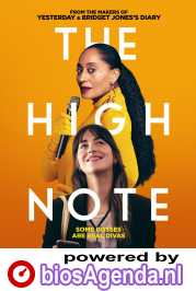 The High Note poster, © 2020 Universal Pictures International