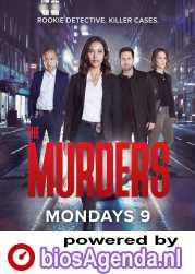 The Murders poster, copyright in handen van productiestudio en/of distributeur