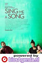 Sing me a Song poster, © 2019 MOOOV Film Distribution