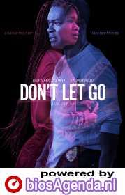 Don't Let Go poster, copyright in handen van productiestudio en/of distributeur