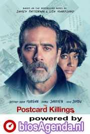 The Postcard Killings poster, copyright in handen van productiestudio en/of distributeur
