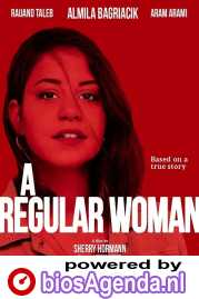 A Regular Woman poster, copyright in handen van productiestudio en/of distributeur