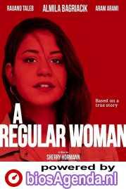 A Regular Woman poster, copyright in handen van productiestudio en/of distributeur