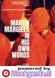 Martin Margiela: In His Own Words poster, © 2019 Cinema Delicatessen