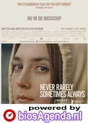 Never Rarely Sometimes Always poster, © 2020 Universal Pictures International