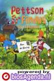 Pettson & Findus: De Katonaut (NL) poster, copyright in handen van productiestudio en/of distributeur