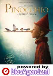 Pinocchio poster, © 2019 Independent Films