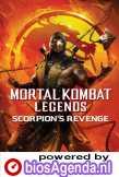 Mortal Kombat Legends: Scorpion's Revenge poster, copyright in handen van productiestudio en/of distributeur