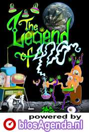 The Legend of 420 poster, copyright in handen van productiestudio en/of distributeur