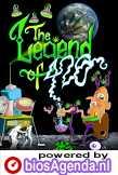 The Legend of 420 poster, copyright in handen van productiestudio en/of distributeur