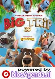 Big Trip poster, © 2019 Dutch FilmWorks