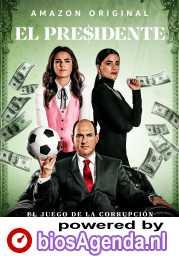 El Presidente poster, copyright in handen van productiestudio en/of distributeur