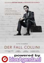 Der Fall Collini poster, © 2019 Paradiso