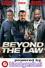 Beyond the Law poster, copyright in handen van productiestudio en/of distributeur