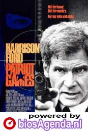 Patriot Games poster, copyright in handen van productiestudio en/of distributeur