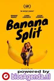 Banana Split poster, copyright in handen van productiestudio en/of distributeur