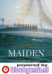 Maiden poster, © 2018 Periscoop Film