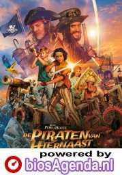 De Piraten van Hiernaast poster, © 2020 Dutch FilmWorks