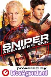 Sniper: Assassin's End poster, copyright in handen van productiestudio en/of distributeur