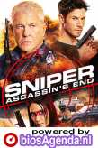 Sniper: Assassin's End poster, copyright in handen van productiestudio en/of distributeur