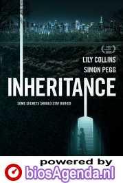 Inheritance poster, copyright in handen van productiestudio en/of distributeur