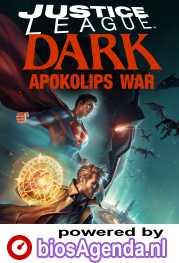 Justice League Dark: Apokolips War poster, copyright in handen van productiestudio en/of distributeur