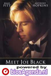 Meet Joe Black poster, copyright in handen van productiestudio en/of distributeur