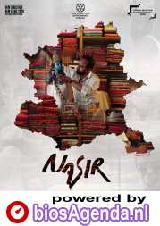 Nasir poster, copyright in handen van productiestudio en/of distributeur