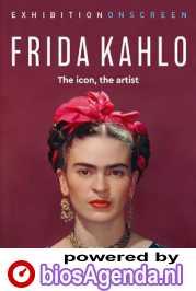 Frida Kahlo poster, copyright in handen van productiestudio en/of distributeur