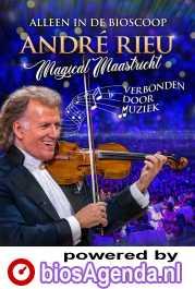 André Rieu: Magical Maastricht, Verbonden door Muziek poster, © 2020 Piece of Magic