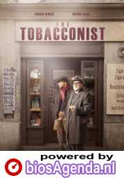 The Tobacconist poster, © 2018 Just Film Distribution