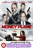 Money Plane poster, copyright in handen van productiestudio en/of distributeur