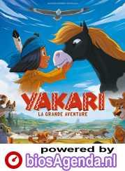Yakari le film poster, copyright in handen van productiestudio en/of distributeur